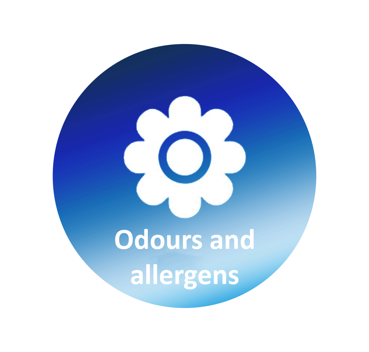 Odours and allergens